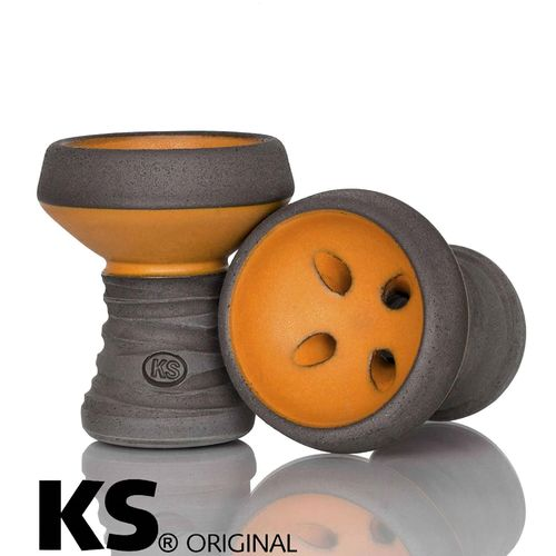 KS APPO Steinkopf Black Edition - Orange